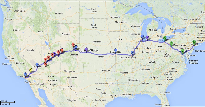 Preferência Arquivos Colorado National Monument - Um Homem Precisa Viajar JR34