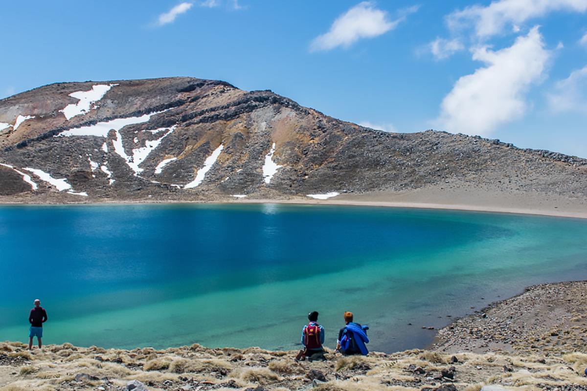 Um Homem Precisa Viajar - Nova Zelândia - Ilha Norte - Tongariro Alpine Crossing